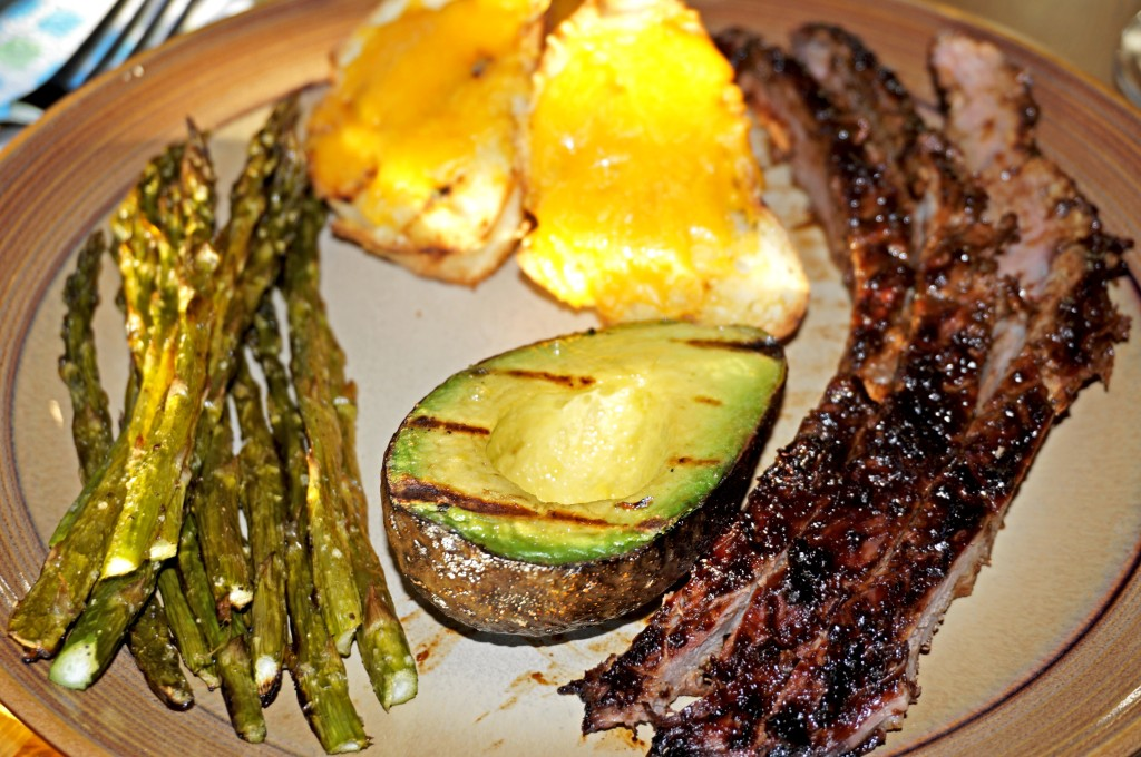 Steak dinner recipe for two