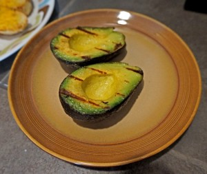 steak dinner recipe for two grilled avocado